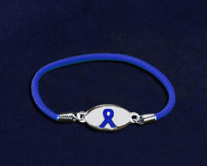 Child Abuse Awareness Stretch Bracelets - Fundraising For A Cause