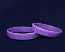 Load image into Gallery viewer, Child Cystic Fibrosis Awareness Silicone Bracelets - Fundraising For A Cause