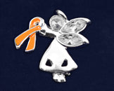 25 Angel By My Side Multiple Sclerosis Pins (25 Pins)