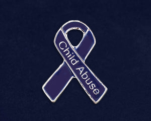 Child Abuse Awareness Pins - Fundraising For A Cause