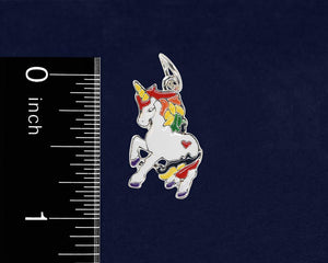 Rainbow Unicorn LGBTQ Charms - Fundraising For A Cause