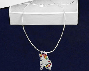 Rainbow Unicorn Necklaces - Fundraising For A Cause
