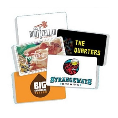 CUSTOM GIFT CARD - STANDARD PRODUCTION