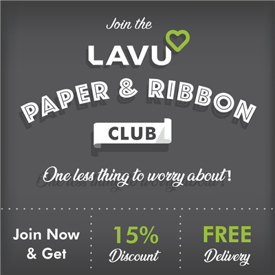 SUBSCRIBE TO OUR PAPER & RIBBON CLUB