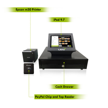 LAVU BAR POINT-OF-SALE STATION