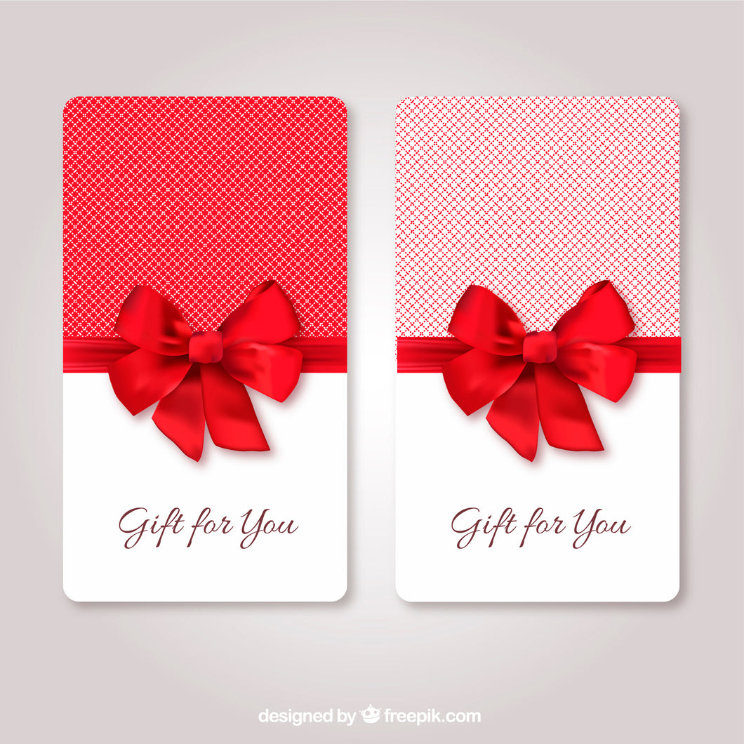 Gift Card - 1500