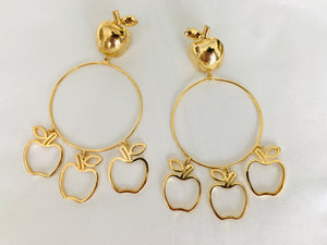 Applelicious Apple Hoops