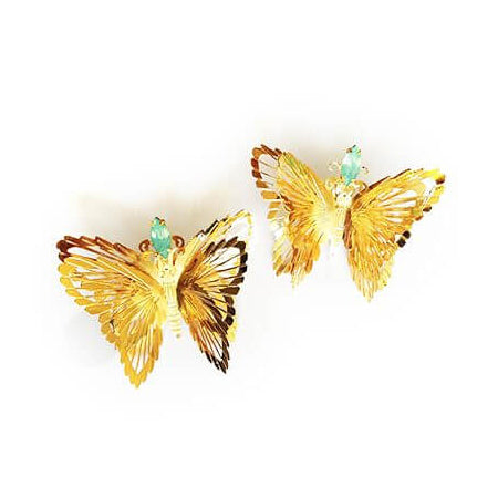 Queen Bee Ear Rings