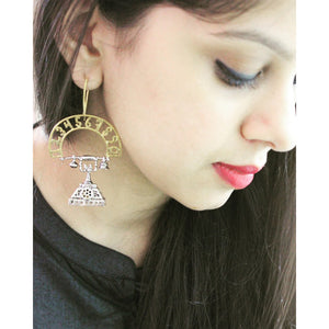 Re Call Vintage Ear Rings