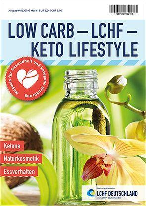 LOW CARB - LCHF MAGAZIN 1/2019