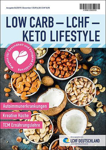 LOW CARB - LCHF MAGAZIN 4/2019
