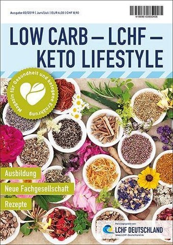 LOW CARB - LCHF MAGAZIN 2/2019