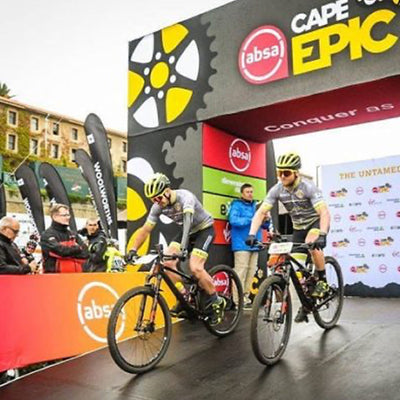 Inspiration from Cape Epic