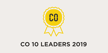 Common Objective Leaders award