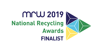 MRW 2019 National Recycling awards finalist