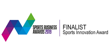 Sports Awards 2019 - Finalist - Sports Innovation award