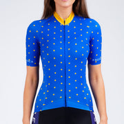Grand Tour Short Sleeve Cycling Jersey Hex