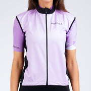 Grand Tour Gilet Lilac Female