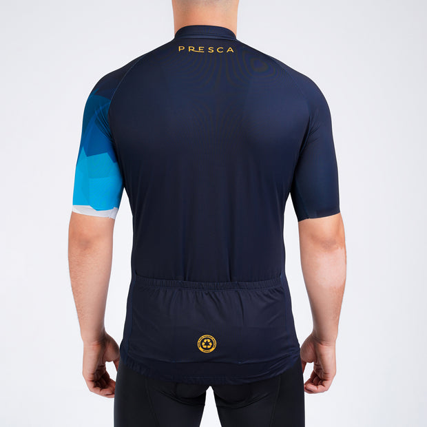 Grand Tour Short Sleeve Cycling Jersey Geo Male