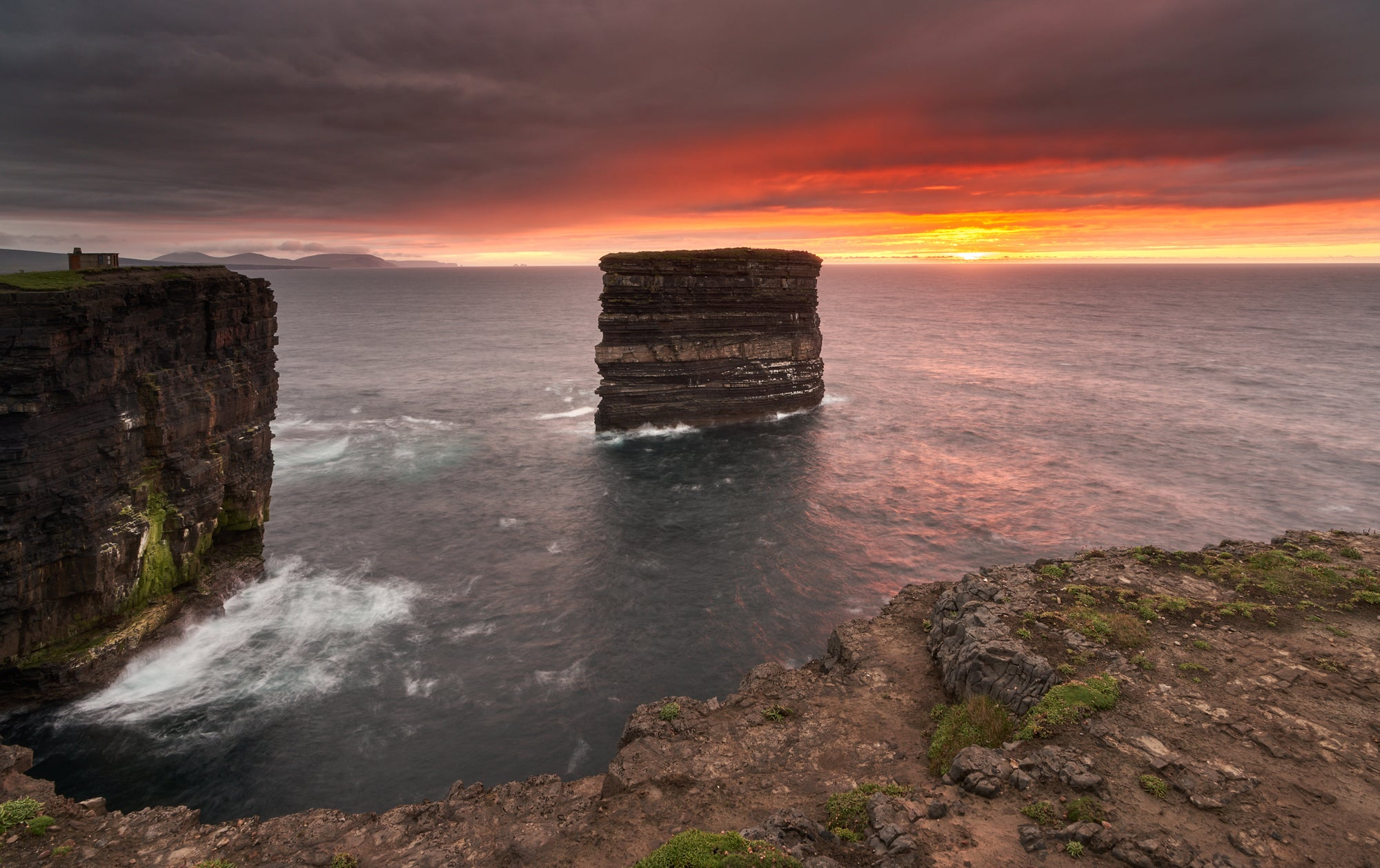 LAST LIGHT DOWNPATRICK HEAD II