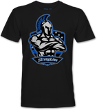 Blue Line Spartan Defender T-Shirt