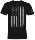 """Honor The Fallen"" (Silver Line) T-Shirt"