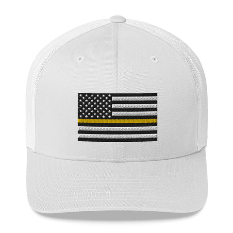 Gold Line Trucker Hat