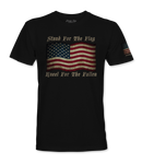 """Stand For The Flag"" T-Shirt"