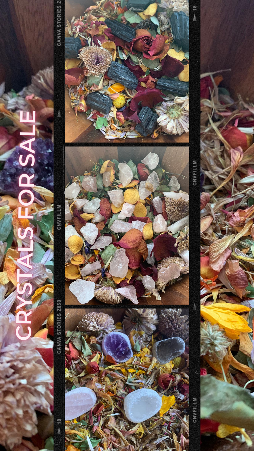 Crystals and Spiritual Wellness and Hygiene Tools