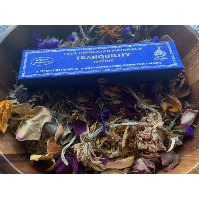 TRANQUILITY Incense