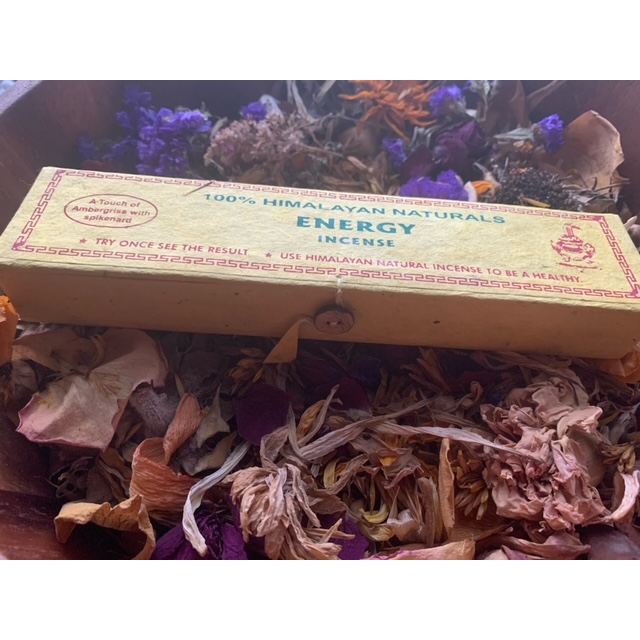 ENERGY Incense
