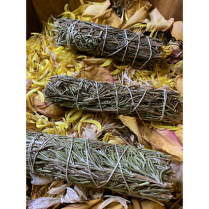 Rosemary Smudge Wand