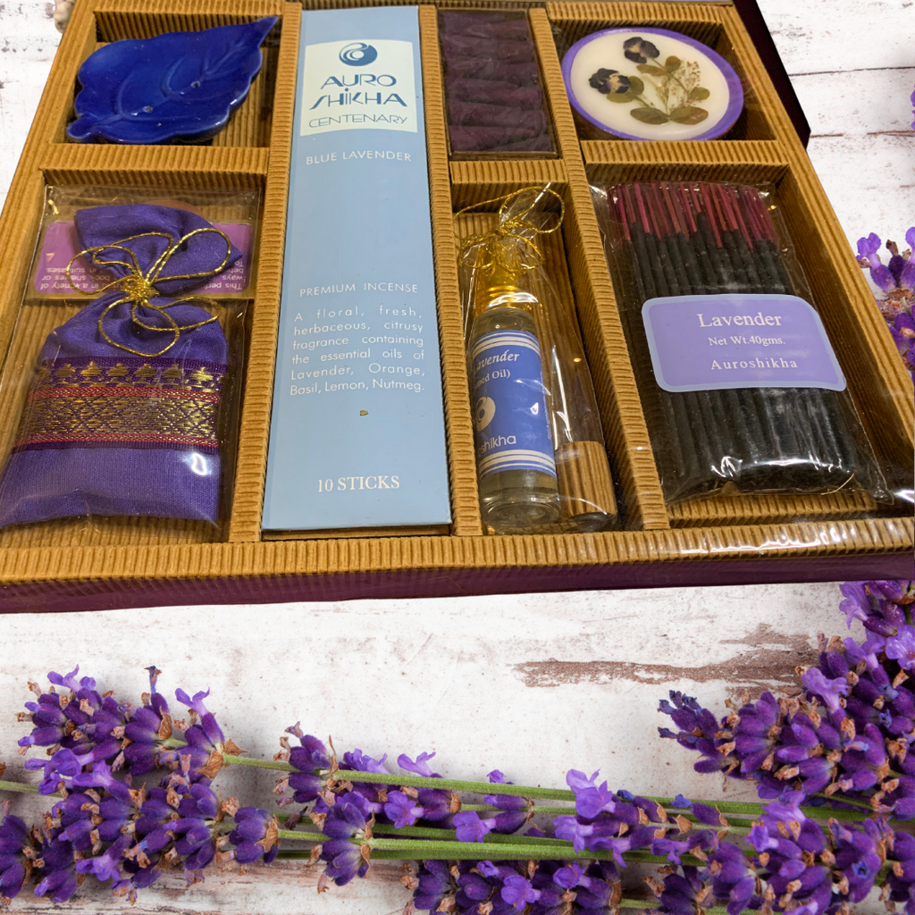Lavender Chill Gift Set
