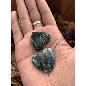 Seraphanite Hearts