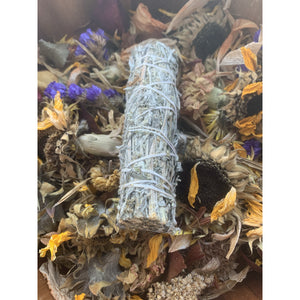 Herbal Smudge Wand