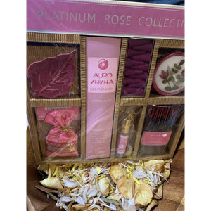 Rose Higher Vibration Gift Set