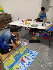 anetaartclasses free events for kids