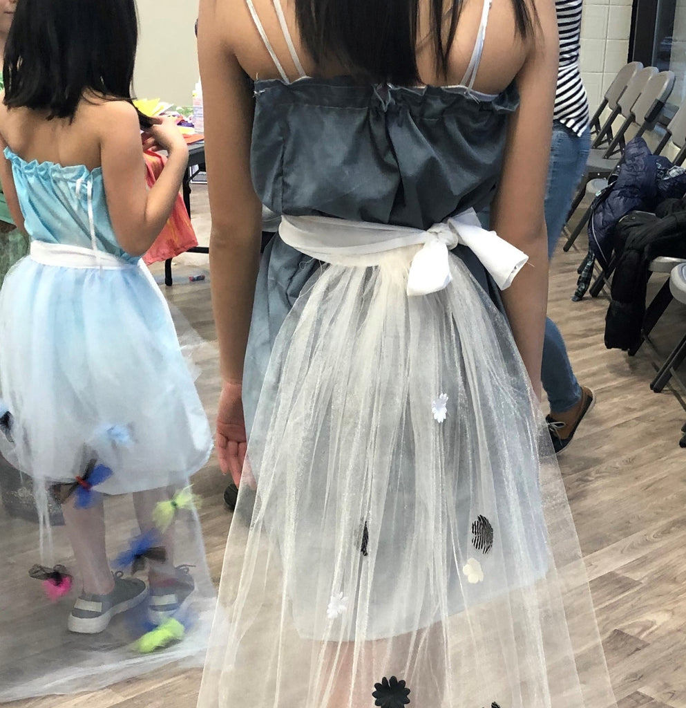 AnetaArtClasses If Fashion is a Passion Class for kids age 8-14 at Harper College-online