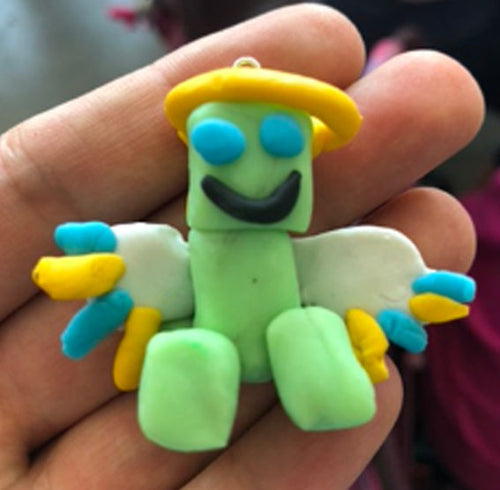 Clay Adventure Summer Camp ar Harper College for kids age 8-12