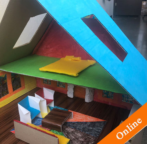 Family House – Modern Design - Online after school program for kids 8-14