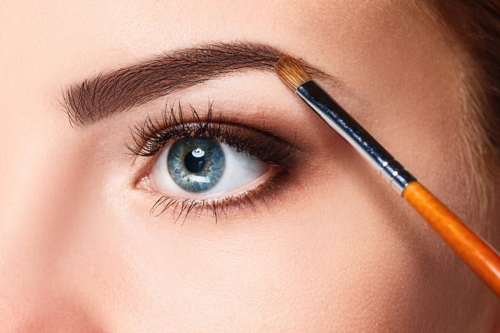 How to Create Natural Full Brows