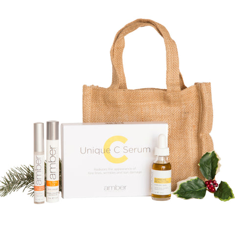 Amber Favorites Gift Set