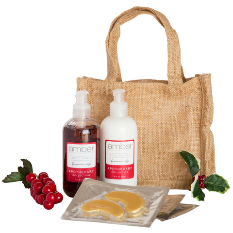 Geranium Sage Time For You Gift Set