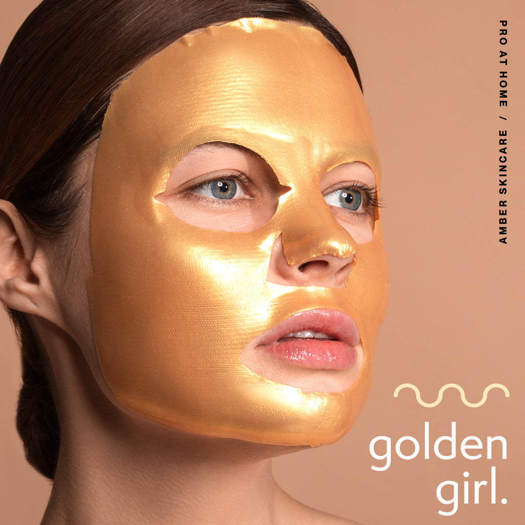 24KT Shine Masque - 1 pack
