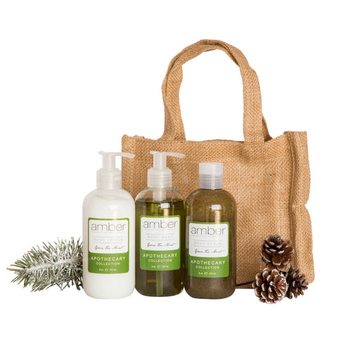 Green Tea Mint Everyday Body Gift Set