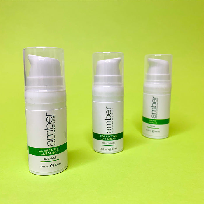 Acne Defense Travel Kit