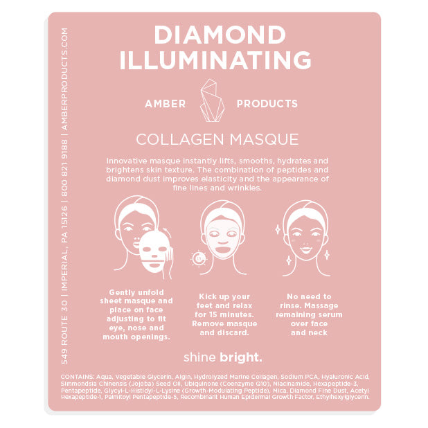 Diamond Illuminating Collagen Masque