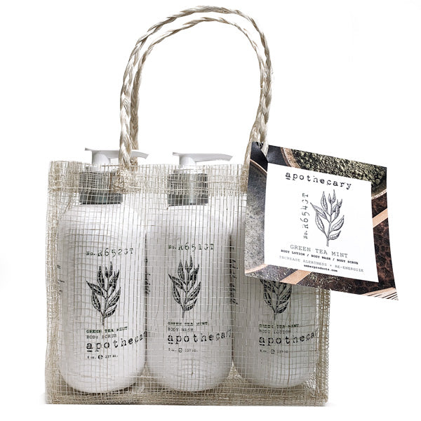 EVERYDAY BODY GIFT SET - 5 SCENTS