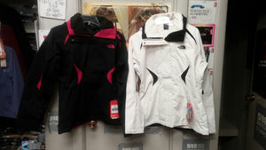 North Face women's winter jackets
