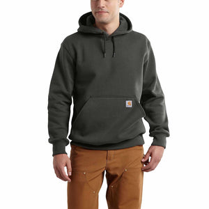 Carhartt Rain Defender Paxton Hooded Heavyweight Sweatshirt Big & Tall - PEET COLOR
